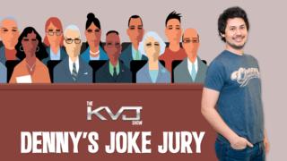 Dennys Joke Jury