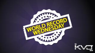 World Record Wednesday